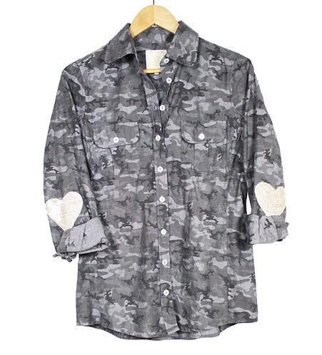 Grey camo shirt