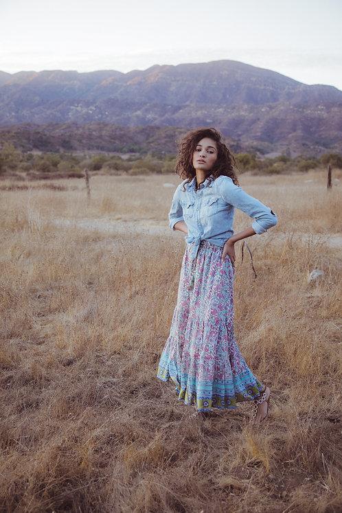 Pia Maxi Skirt