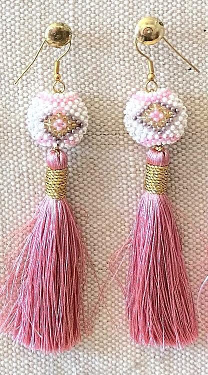 Light Pink Kai Earrings