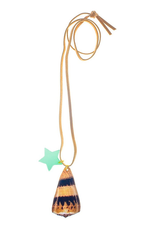 Gunner & Lux Seashell Necklace