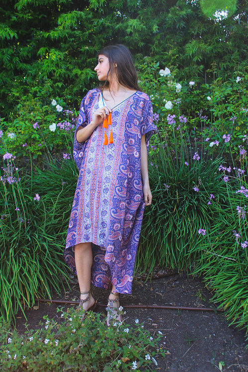 Cocoon Tunic Dress