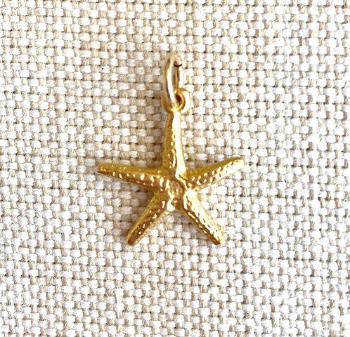 Gold Star Fish
