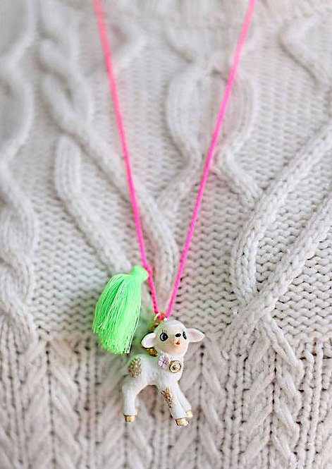 Gunner & Lux Lamb Necklace