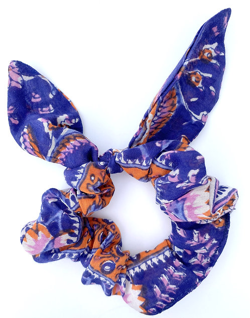 Scrunchie Bow