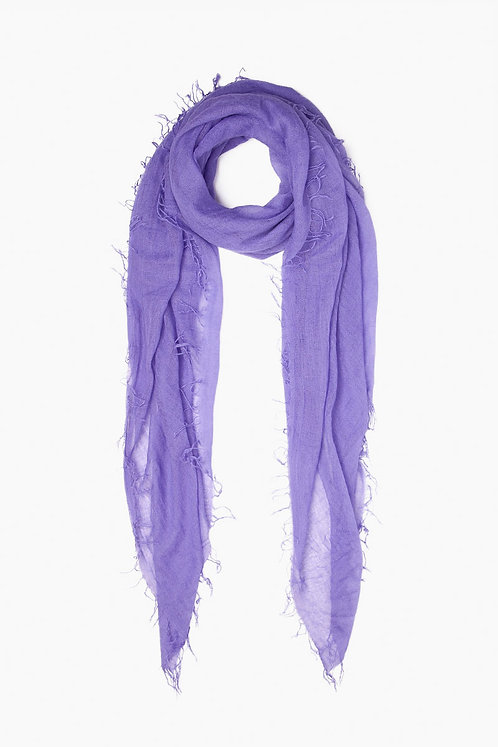 Aster Purple Scarf