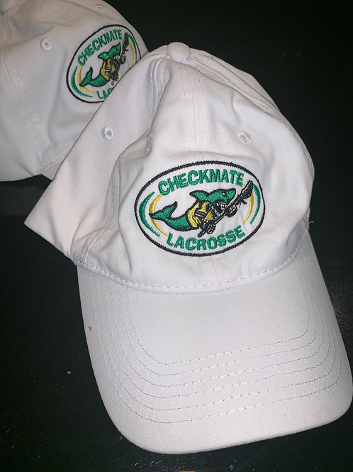 Checkmate Lacrosse Hat
