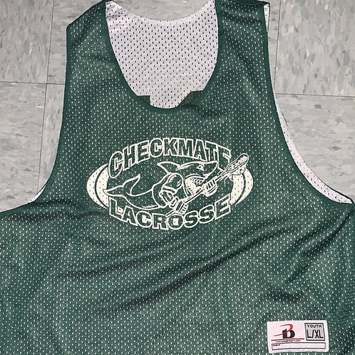 Checkmate Lacrosse Reversible Pinnie