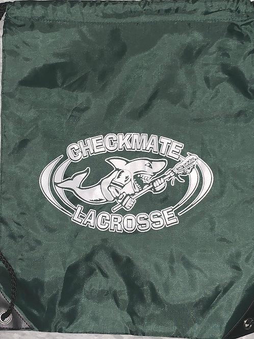 Checkmate Lacrosse Drawstring Bag