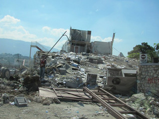 Haiti's Children Inc. Responds to Haiti Earthquake 2010