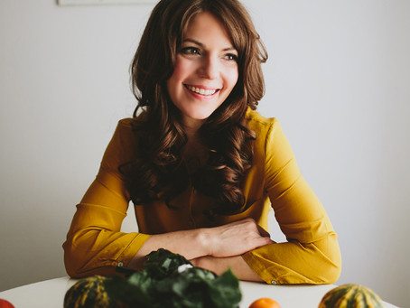 45: A Personal Story of How a Perceived Gluten Sensitivity Masked an Eating Disorder