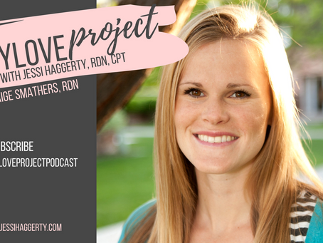 54: Getting EXTREMELY Practical about Intuitive Eating