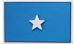 флаг сомали патч велкро нашивка