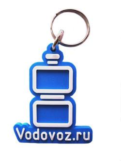 брелок ПВХ (PVC)