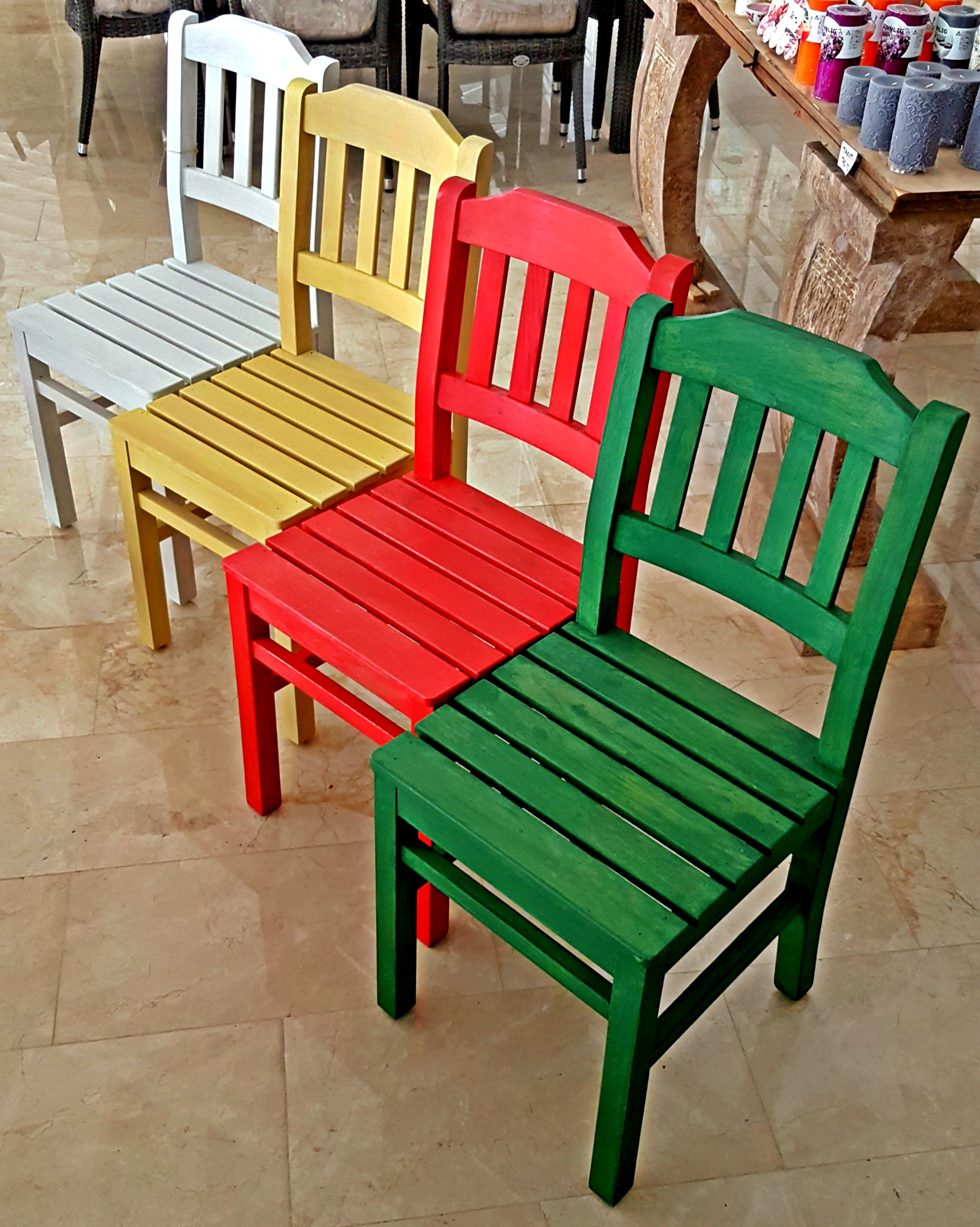 Multi Colour Simple