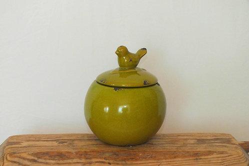 Bird Top Pot
