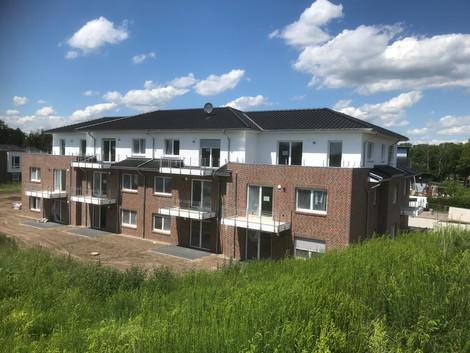 BV: Bauverein Mehrfamilienhaus mit 14 Wohneinheiten in 29451 Dannenberg
