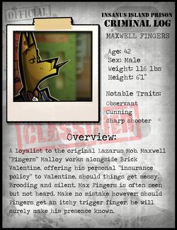 Max Fingers