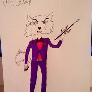Mr. Catnip