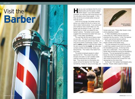 Visit The Barber
