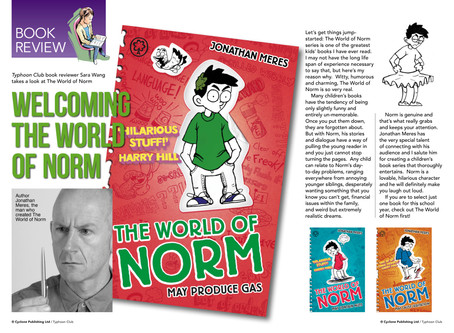 Welcoming The World Of Norm