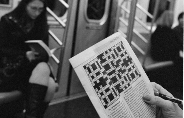 Typhoon Club October Crossword