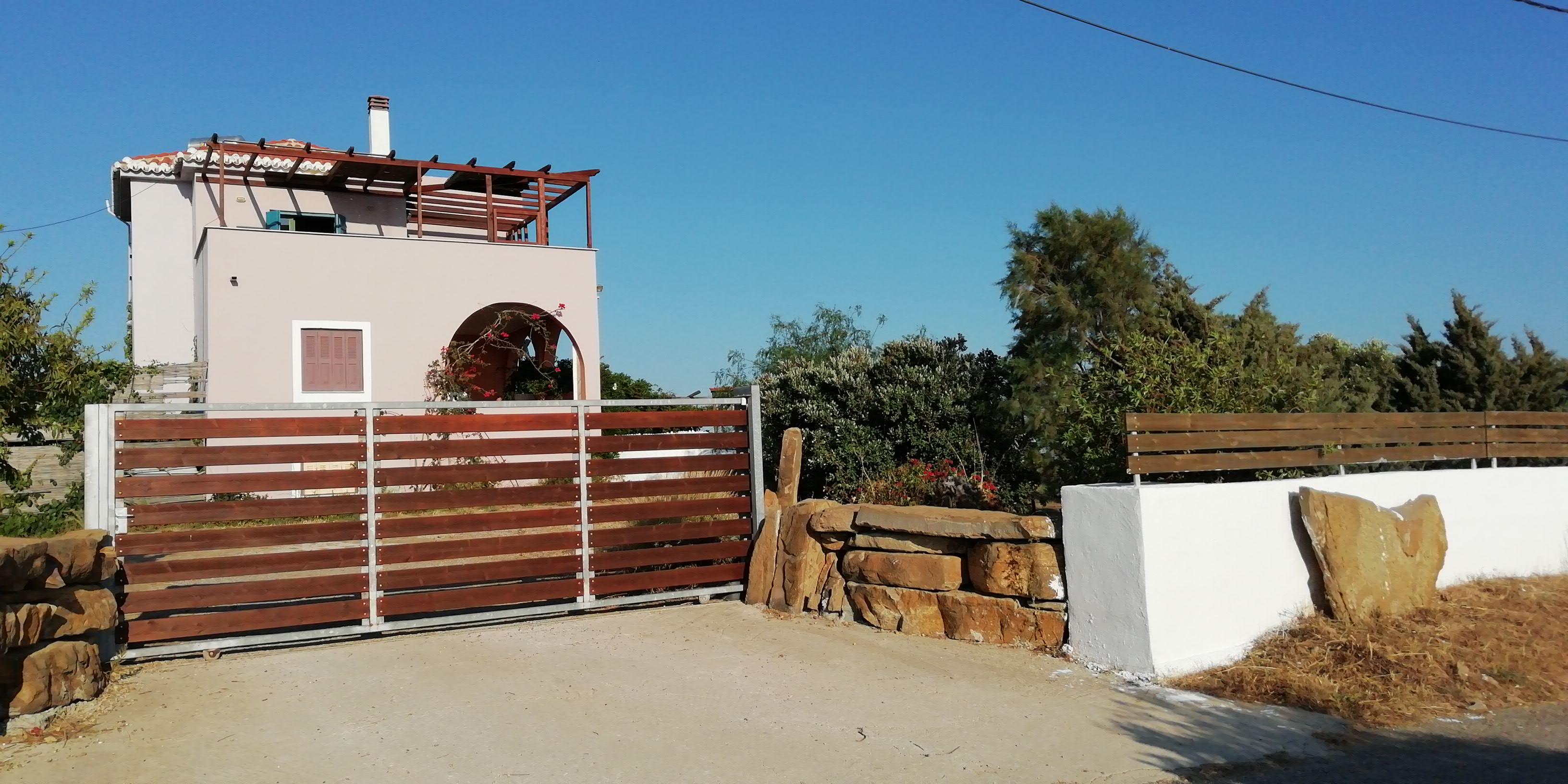 Villa Shani 3 bedrooms sleeps 7