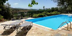 Swimming pool Methoni, Greece