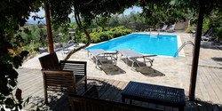Seabreeze Villas Methoni, Greece swimming pool