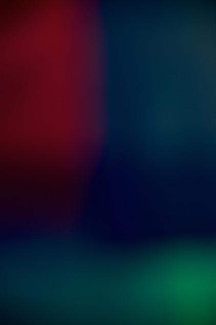Intimacy in Colour Fields II