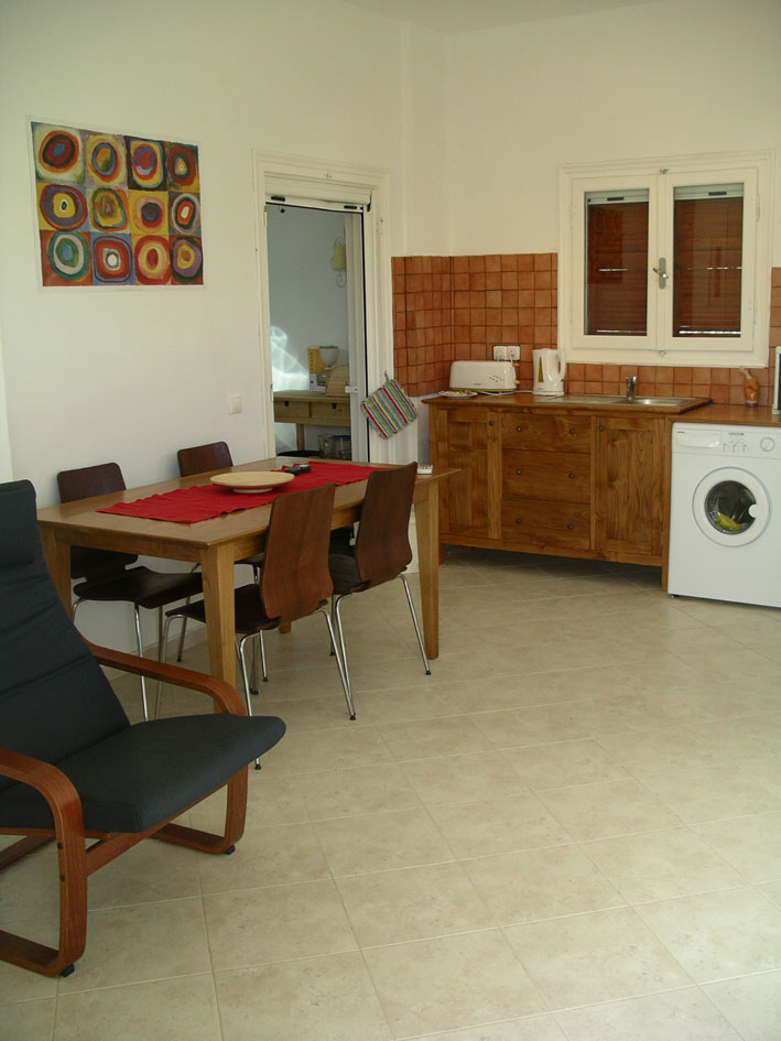 Open plan Kitchen/Dining area