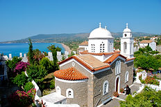 Seabreeze Villa Vacances, Methonie, Peloponnese, Grèce