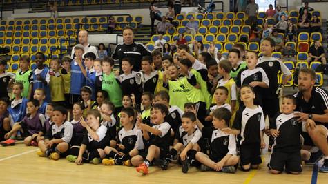 סיכום שנה שנייה פעילות של מועדון כדורגל אולמות מכבי אריאל