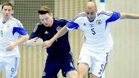 נבחרת ישראל בכדורגל אולמות מארחת את מוקדמות אליפות אירופה!!