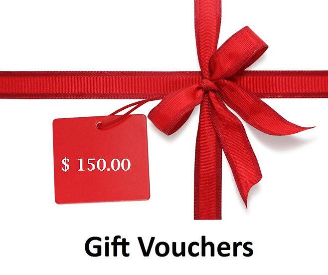 Gift Voucher $150