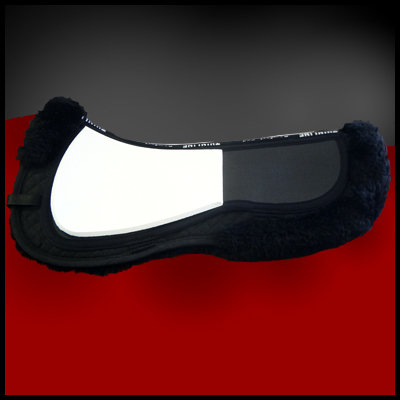 Sheepskin Comfort 1/2 pad Front Shims