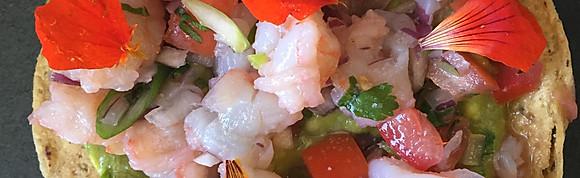 Shrimp vs Chef Menu