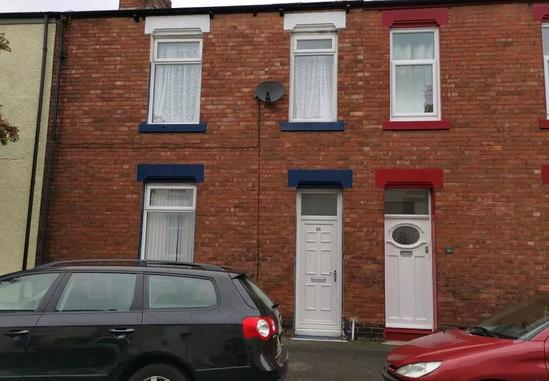Horatio Street, Roker, Sunderland
