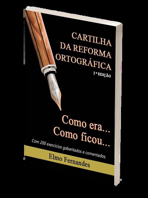 Cartilha da Reforma Ortográfica PDF