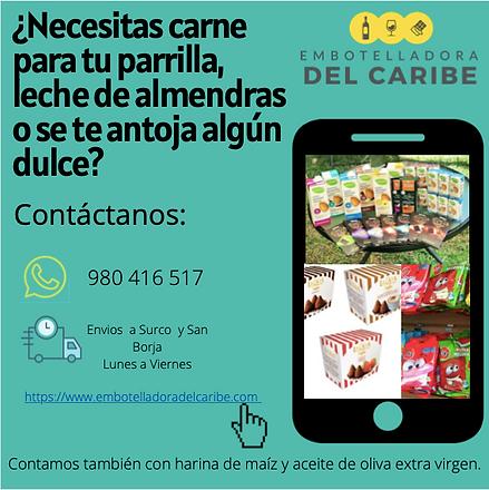 ANUNCIO CLASIFICADO _ EMBOTELLADORA DEL