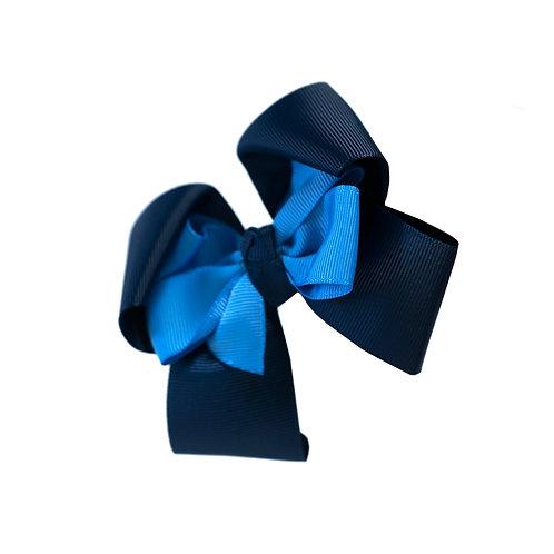 Maxilazo con liga azul