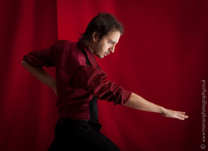 Flamenco dancer - Jesus Olmedo