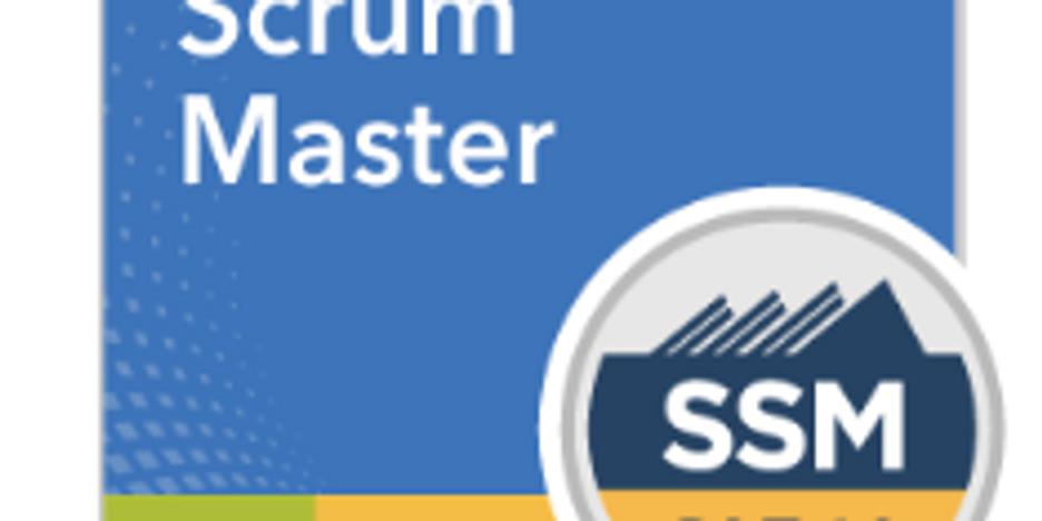 SAFe Scrum Master (SSM) Certification Early Bird: $775 Regular $975 (1)