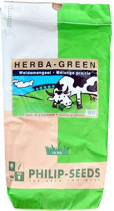 Herba green