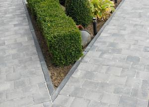 Hagen planten en boordstenen
