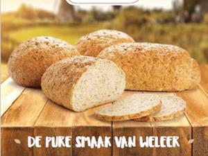 Bak een gezond broodje in je vrije tijd