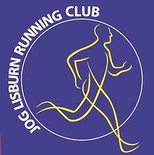Jog Lisburn Running Club Logo