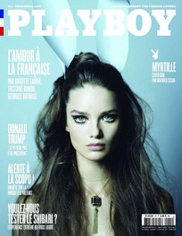 PLAYBOY COVER 1