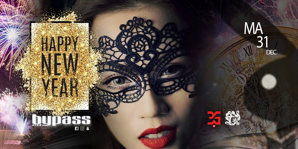 3G-PLAYBOY MASQUERADE NEW YEAR PARTY
