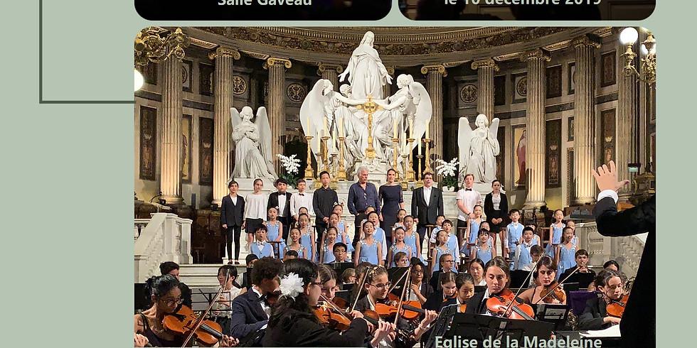 Inscription à l'Audition Chorale de l'OFJT