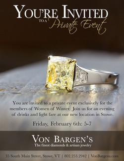 Thank you again, Von Bargen's!!